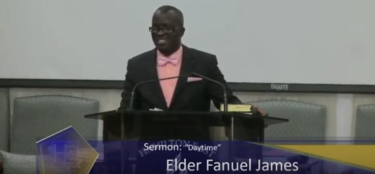 Archived Sermons - Hamilton East SDA Church